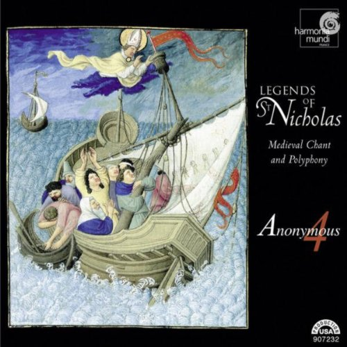 Legends of St. Nicholas - Medieval Chant & Polyphony (Best Of Gregorian Music)