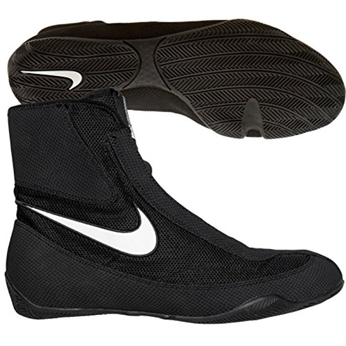 new arrival cf5f1 245cd Chaussures boxe Nike Machomai Olymp Mid boxing shoes - 42  Amazon.fr   Vêtements et accessoires