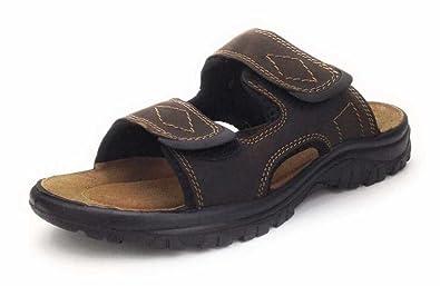 Quick-Schuh Pantolett. SP-Boden Größe 44 Mehrfarbig (3Dunkelbraun) GDR1PrH