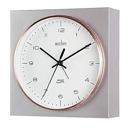 Non ticking mantel clocks uk