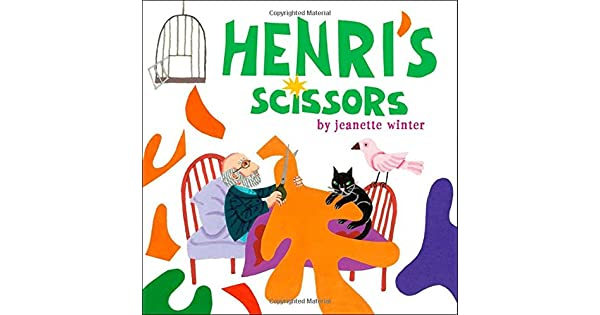 Amazon.com: Henris Scissors (8601400463321): Jeanette ...
