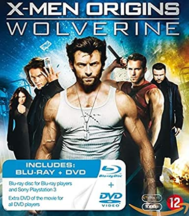 X-Men Origins - Wolverine 4 [Blu-ray] [Import belge]: Amazon.es: Cine y Series TV