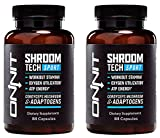 Onnit Shroom Tech Sport: Clinically Studied Preworkout Supplement with Cordyceps Mushroom (168ct) Review