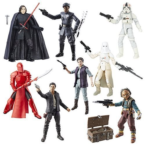 Star Wars The Black Series 6-Inch Action Figure Wave 13 SET