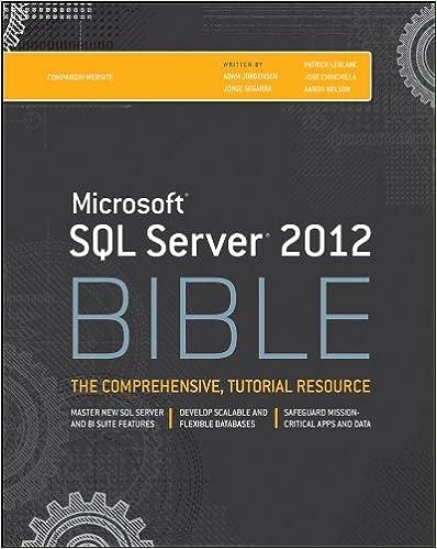 SQL SERVER 2005 BLACK BOOK PDF