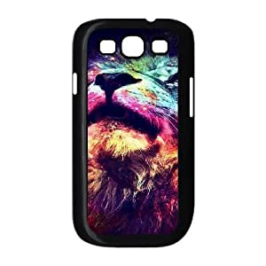 Lion The Unique Printing Art Custom Phone Case for Samsung Galaxy S3 I9300,diy cover case ygtg540534