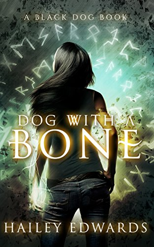 book cover of Dog with a Bone