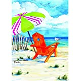 Cheap Custom Decor Beach Chair – Summer Beach – STANDARD Size, 28 Inch X 40 Inch, Decorative Double Sided Flag