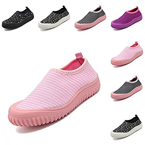 BEGT Kids Casual Slip-On Shoes Fashion Sneakers for Girls Boys (Toddler / Little Kid / Big Kid) (Size 8 Native Shoes)