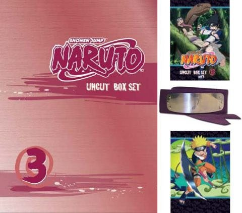 naruto box set 13 - 7