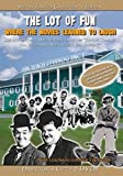 THE LOT OF FUN: WHERE THE MOVIES LEARNED TO LAUGH -- Director´s Cut - Special Limited Collector´s Edition - 2 DVD-Box about the legendary Hal Roach Studios & their stars with 5 exklusive Collectors-Postcards