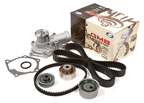 Evergreen TBK332WP 04-07 Mitsubishi Eclipse Galant Outlander 2.4L 4G69 Timing Belt Kit GMB Water Pump