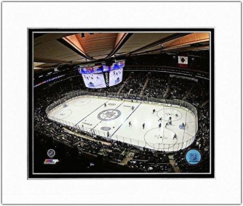 New York Rangers Madison Square Garden NHL Photo (Size: 11