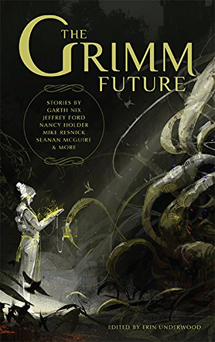book cover of The Grimm Future