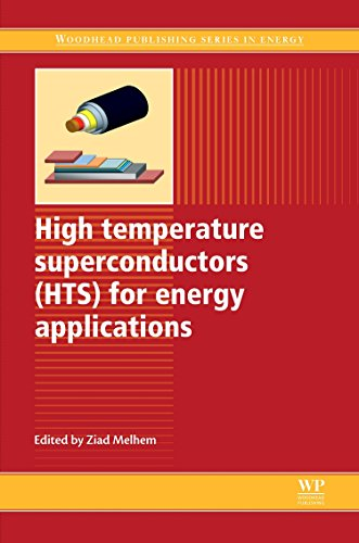High Temperature Superconductors (HTS) for Energy Applications (Woodhead Publishing Series in Energy)