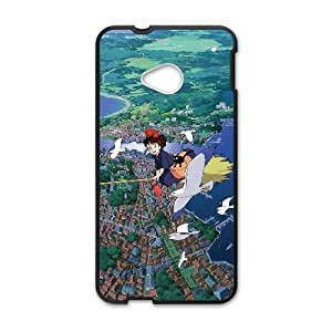 HTC One M7 Cell Phone Case Black Kiki's delivery service mwf