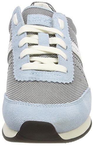 Hugo Signore Adrienne-f Sneaker Multicolore (luce / Azzurro Pastello)