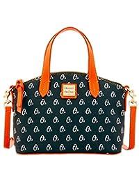 Dooney & Bourke Baltimore Orioles Ruby Mini Crossbody Satchel