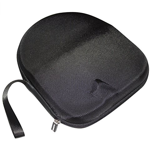 CASEBUDi Headphone Case - Compatible with Bose AE2w, AE2, SoundTrue, QuietComfort 25, SoundLink around-ear Bluetooth, and similar headphones