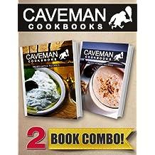 Paleo Greek Recipes and Paleo Vitamix Recipes: 2 Book Combo (Caveman Cookbooks)
