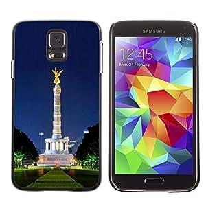 Licase Hard protective case cover Skin Cover - Architecture - Samsung Galaxy S5 P5knN5K23Cn