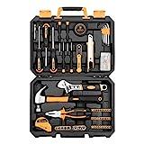 Best Home Tool Kits - DEKOPRO 100 Piece Home Repair Tool Set,General Household Review