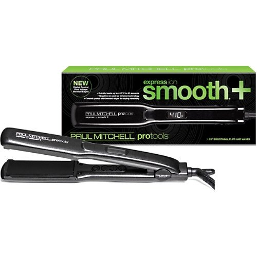 Paul Mitchell Express Ion Smooth+ Flat Iron with Ceramic Plates by Paul Mitchelll