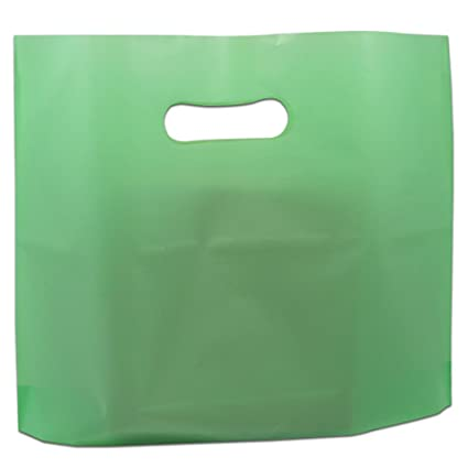 98e2c29c262 50 Pieces 27x22cm (10.63 quot x8.66 quot ) Grocery Take Out Plastic Reusable