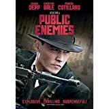 Public Enemies (Widescreen) by Universal Pictures Starring Johnny Depp