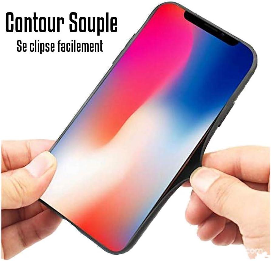 Personnalisable Paris Ext/érieur 2020//2021 IPHONE XR Ligue Champion Coque Maillot Foot