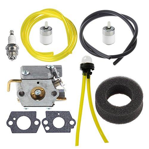 HIPA 753-04333 Carburetor Air Filter Tune-Up Kit for MTD Ryo
