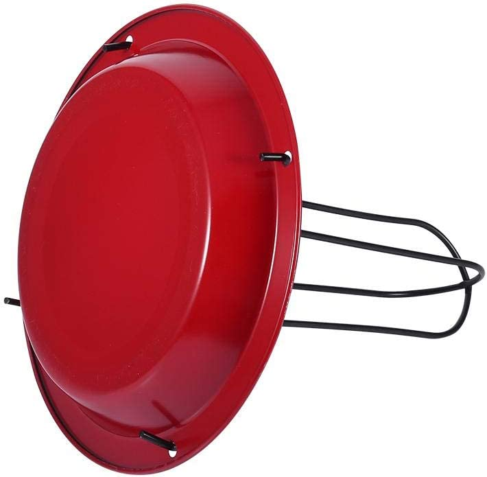 herramienta para barbacoa Asador de pollo antiadherente parrilla para acampar al aire libre accesorios para barbacoa parrilla de cocci/ón vertical con sart/én bandeja para asar para fiestas