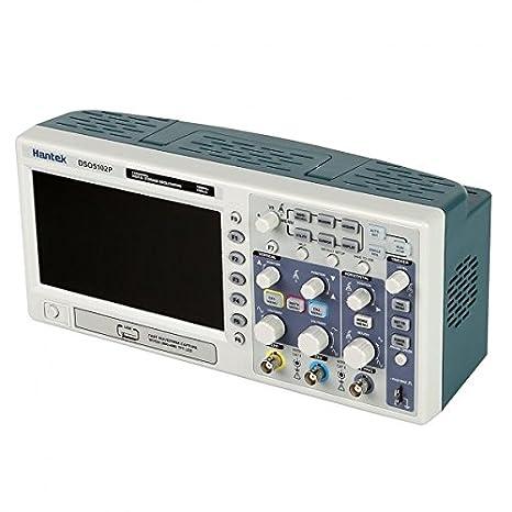 Mory DSO5102P 100MHz 2CH Oscilloscope Num/érique 1GSa//s en temps r/éel /échantillon