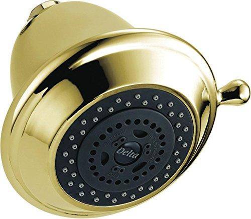 Delta RP43381PB Touch-Clean 3-Setting Showerhead, Venetian Bronze