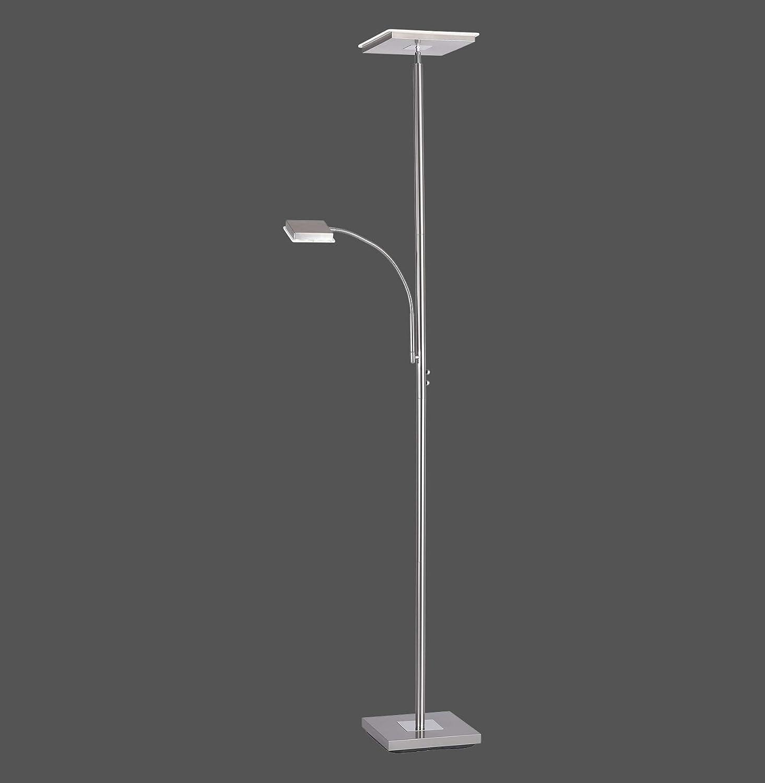Stehleuchte Wohnzimmerlampe Standleuchte LED-Fluter