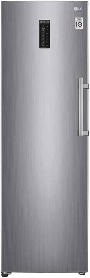 LG GF5237PZJZ1 Independiente Vertical Acero inoxidable 313 L A++ ...