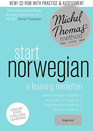 Start Norwegian (Learn Norwegian with the Michel Thomas Method): Beginner Norwegian audio course (Norwegian Rosetta Stone)