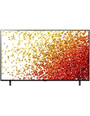 $2596 » LG 86NANO90UPA NanoCell 90 Series 2021 86 inch Class 4K Smart UHD NanoCell TV w/AI ThinQ Bundle w/ 1 Free Additional Year Extended Warranty - LG Authorized Dealer