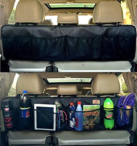 Autoark BackSeat/Trunk Organizer - Perfect Car Organizer,Trunk Organizer,Backseat Organizer,Multipurpose Cargo Accessories Organizer,Back Seat Storage Organizer,AK-031 - Tool Organizer Seat