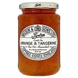 Tiptree Double One Orange & Tangerine Fine Cut Marmalade (454g) - Pack of 2