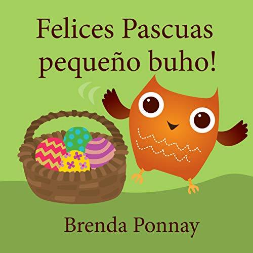 Felices Pascuas pequeño buho (Little Hoo) (Spanish Edition)