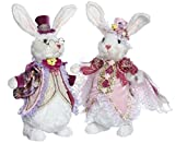 Mark Roberts Mr & Mrs Sweet Rabbit 15 Inches 51-85250