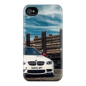 Durable Protector Cases Covers With Bmw M3 E92 White Hot Design For Iphone 6