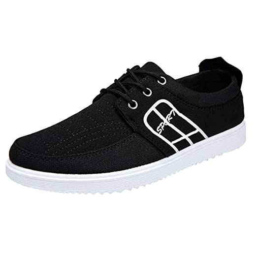d19789197a658 Amazon.com: DENER❤ Men Casual Walking Shoes Slip on Loafers ...