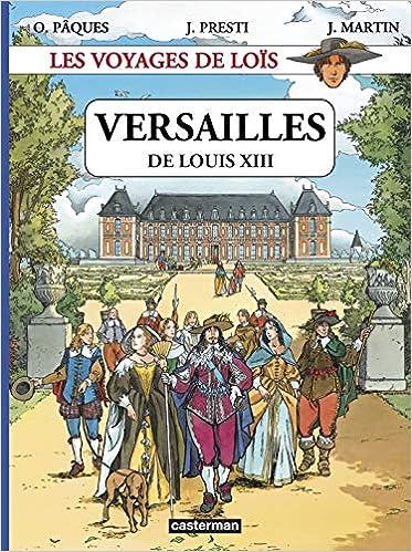 expo 2020  Versailles dans la Bande Dessinée Salle jeu paume 51-0I6i1gRL._SX371_BO1,204,203,200_