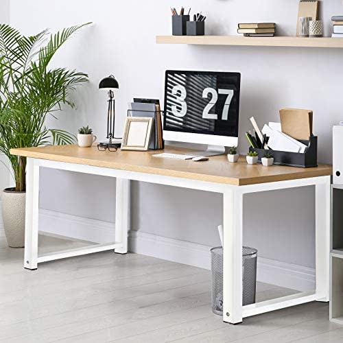 MONOMI Computer Desk 47'' Study Writing Table