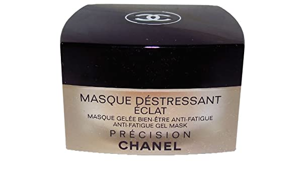 Amazon.com   CHANEL Masque Destressant Eclat Gel Mask - Discontinued    Facial Masks   Beauty 0d652021ccff