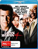 Lethal Weapon 4 | Richard Donner's | NON-USA Format | Region B Import - Australia