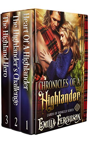 Pdf Romance Chronicles Of A Highlander: A Historical Scottish Romance Collection (Lairds of Dunkeld Series)