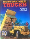 img - for The big book of real trucks book / textbook / text book